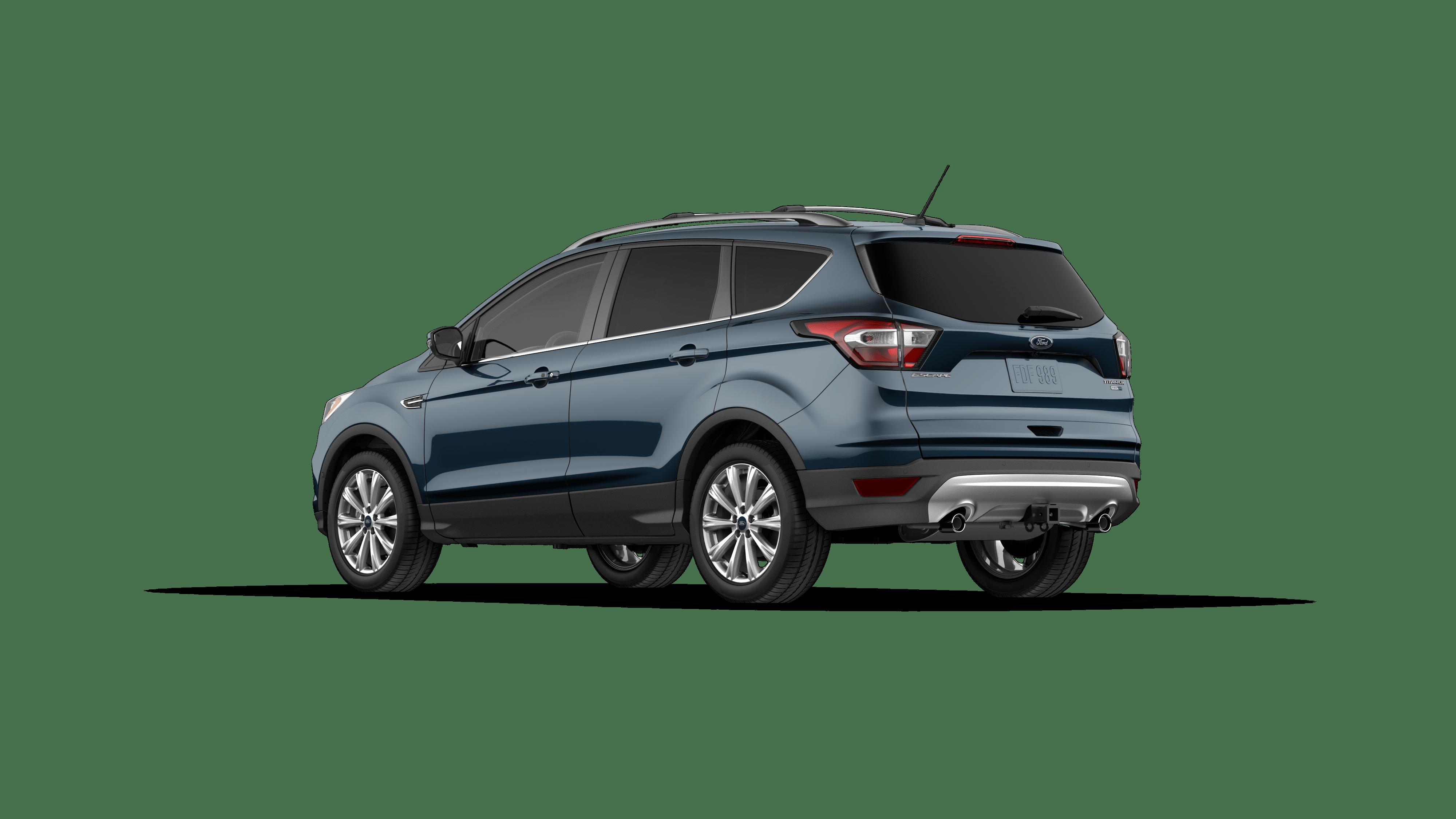 Ciocca Ford Quakertown >> New 2018 Ford Escape Titanium 4WD For Sale in Quakertown, PA   JUB94667